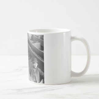 Breaker Boys Eagle Hill Collier Vintage Photo 1884 Coffee Mug