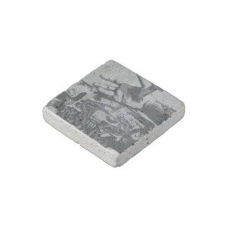 """""""Breaker"""" Natural Stone Magnet"""
