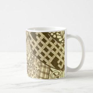 Breakfast... Dang!  Rainbow Coffee Mug