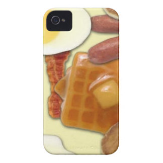 Breakfast Foods BlackBerry Bold Case