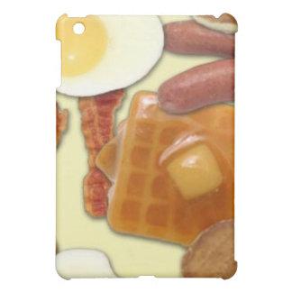 Breakfast Foods iPad Mini Case