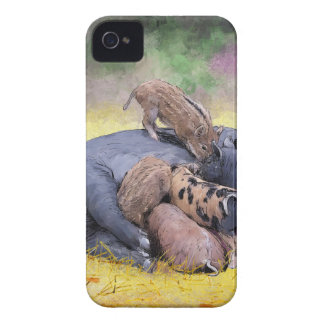 Breakfast is ready iPhone 4 Case-Mate case