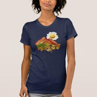 Breakfast Landscape T-Shirt
