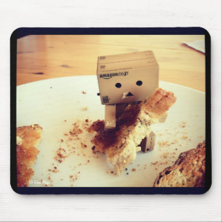 Breakfast - Little Danbo Series Mouse Pad