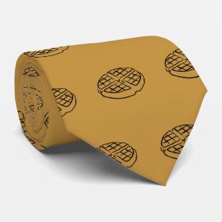 Breakfast lovers Waffle Tie