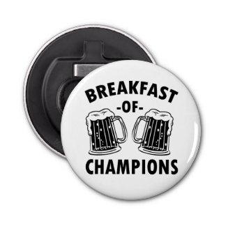 Breakfast of Champions funny bottle opener