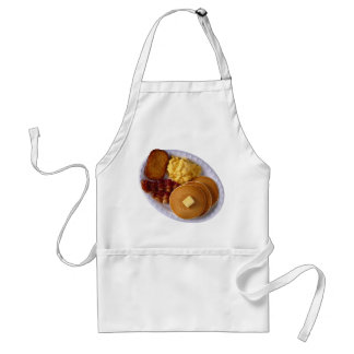 Breakfast With Bacon Apron