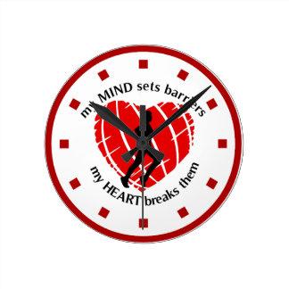 Breaking Barriers Distance Running Clock