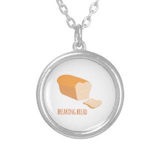 Breaking Bread Custom Necklace