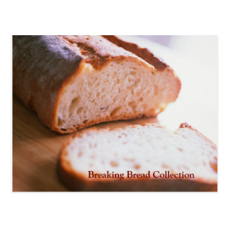Breaking Bread Recipe Card Collection
