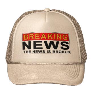 breaking news cap