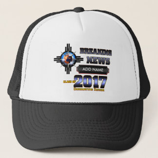 Breaking News Class Of 2017 Trucker Hat