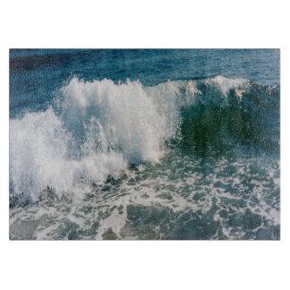 Breaking Ocean Wave Cutting Boards