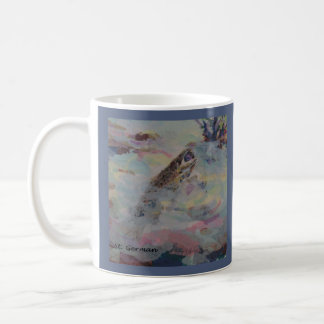 Breaking Surface Coffee Mug