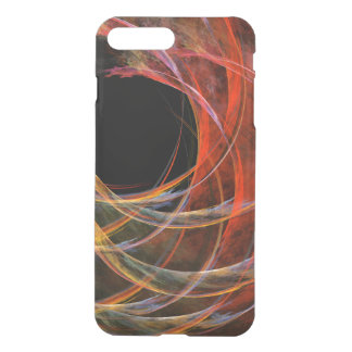 Breaking the Circle Abstract Art Deflector iPhone 8 Plus/7 Plus Case