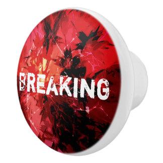 Breaking The Silence 777 Ceramic Knob