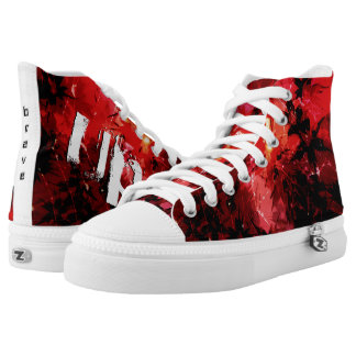 Breaking The Silence 777 High Tops