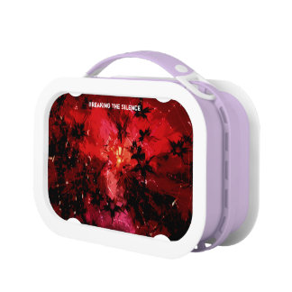 Breaking The Silence 777 Lunch Box