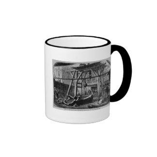 Breaking up Big Ben Coffee Mug