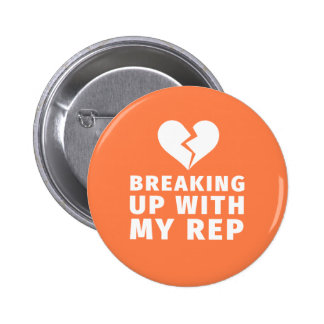 Breaking Up With Rep Button