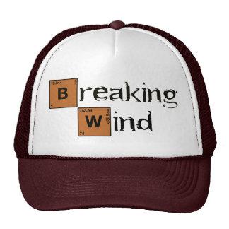 Breaking Wind Cap