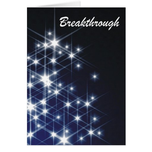 Breakthrough Greeting Cards