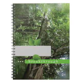 Breakthrough Journal: Personalized Notebook