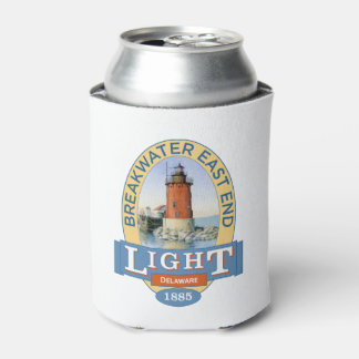 Breakwater East End Lighthouse Can Cooler