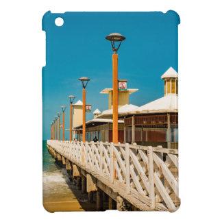 Breakwater Walkway at Fortaleza Beach Case For The iPad Mini