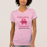 Breast Cancer 2 Year Remission Tee Shirt