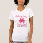 Breast Cancer 7 Year Remission Tee Shirt