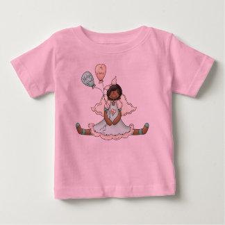 Breast Cancer Angel (2) Baby T-Shirt