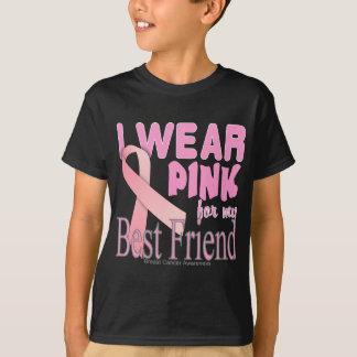 Breast Cancer Awareness Best Friend T-Shirt