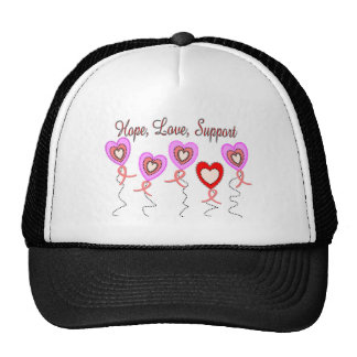 Breast Cancer Awareness--Gifts Hats