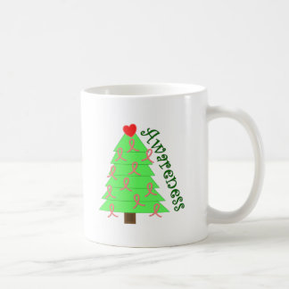 Breast Cancer Awareness Gifts--Unique Tree Mugs