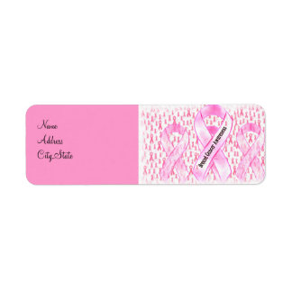 Breast Cancer Awareness-HOPE_Label Return Address Label