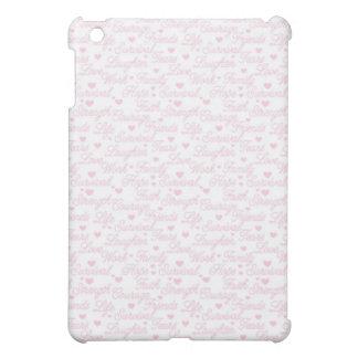 Breast Cancer Awareness iPad Case