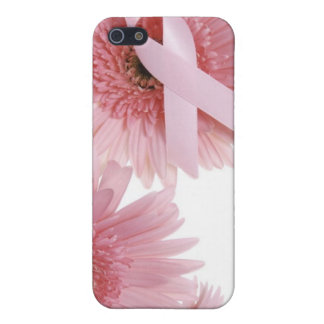 Breast Cancer Awareness iPhone 5/5S Covers