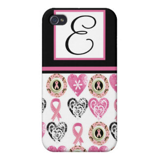 Breast Cancer Awareness iPhone Case Covers For iPhone 4