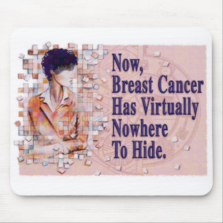 Breast Cancer Awareness Mouse Pad