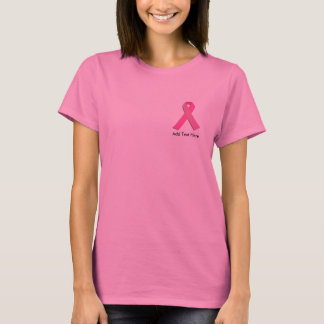 Pink Ribbon T-Shirts, T-Shirt Printing | Zazzle.com.au