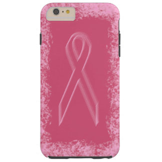 Breast Cancer Awareness Pink Tough iPhone 6 Plus Case