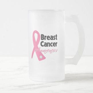 Breast Cancer Awareness Ribbon Mug