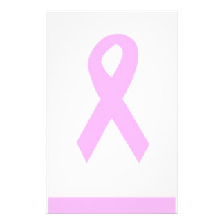 Breast Cancer Awareness Stationery Paper