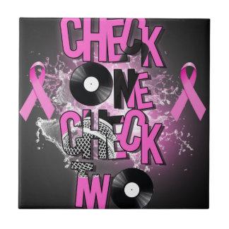 Breast Cancer Awareness Tile