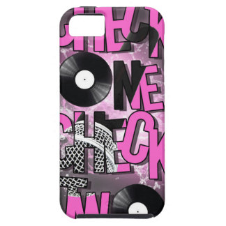 Breast Cancer Awareness Tough iPhone 5 Case
