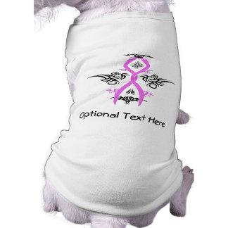 Breast Cancer Awareness Tribal Design Shirt