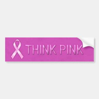 Breast Cancer bumper sticker