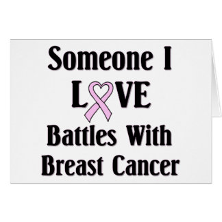 Breast Cancer Card