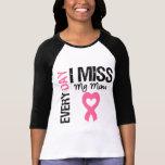Breast Cancer Everyday I Miss My Mum Shirt